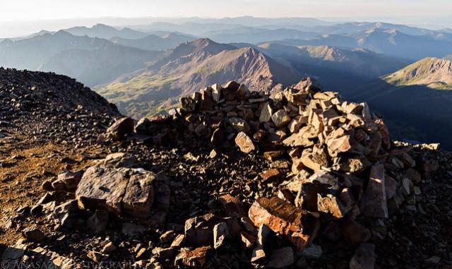 Castle Peak Summit