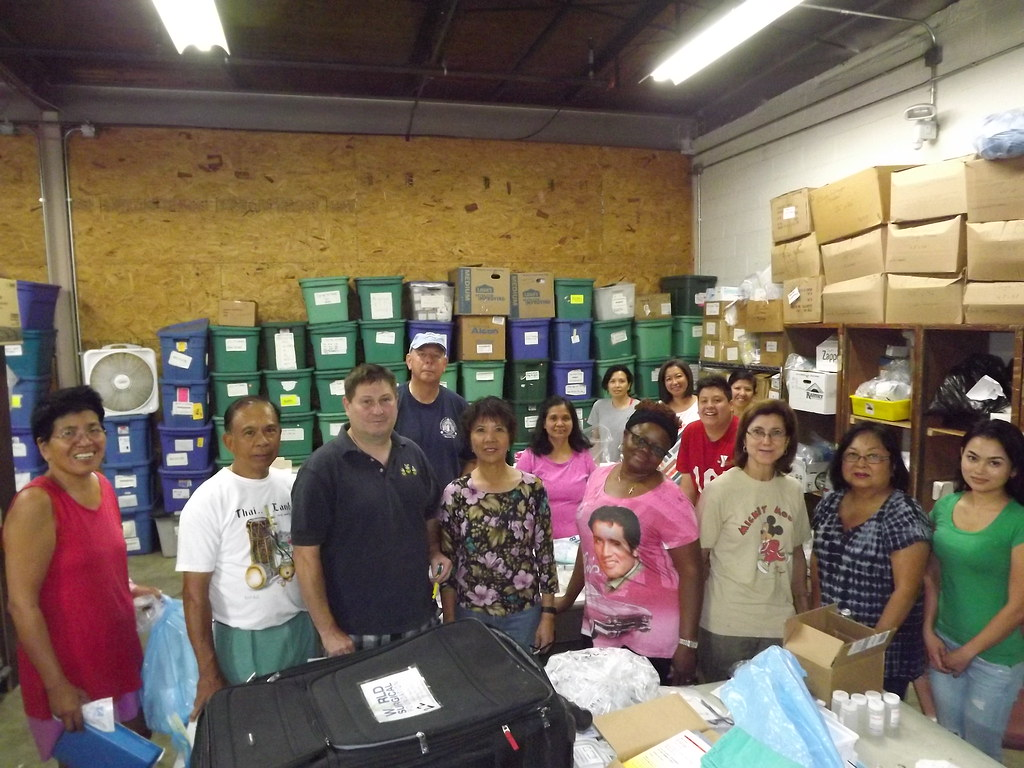 A Day @ The WSF Warehouse