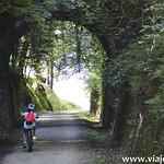 15 Viajefilos en Navarra, Via Verde Plazaola 002