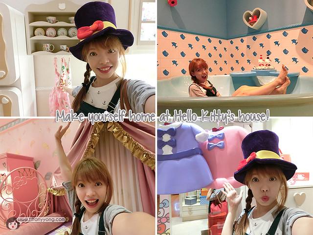 Hello Kitty Home Tiffany Yong