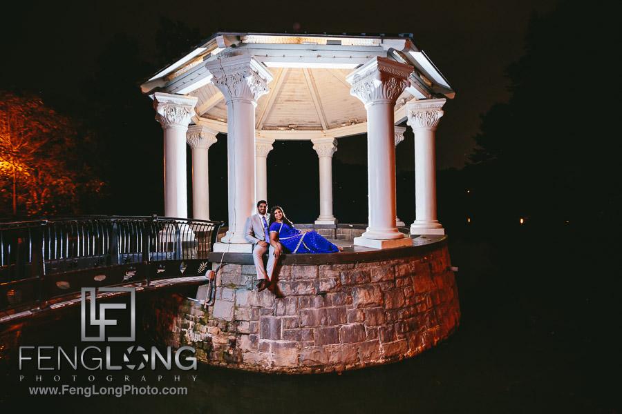 Saira & Ishaan | Piedmont Park & Jackson Street Bridge | Atlanta Ismaili Indian Wedding Photographer