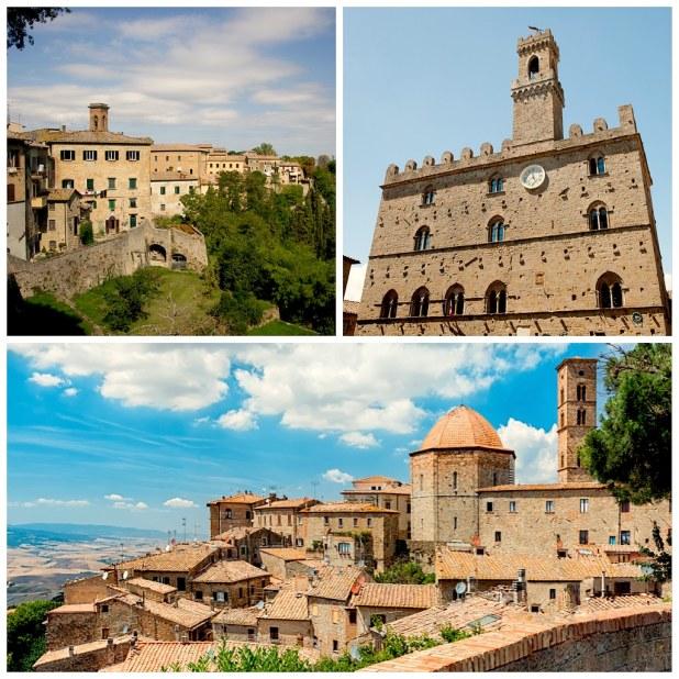 Volterra, La Toscana
