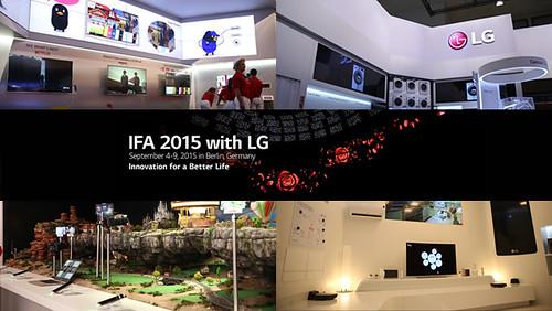 LG at IFA2015