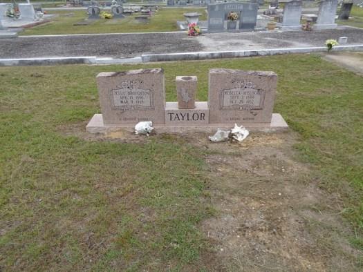 Pilgrim's Rest Cemetery, Baker FL
