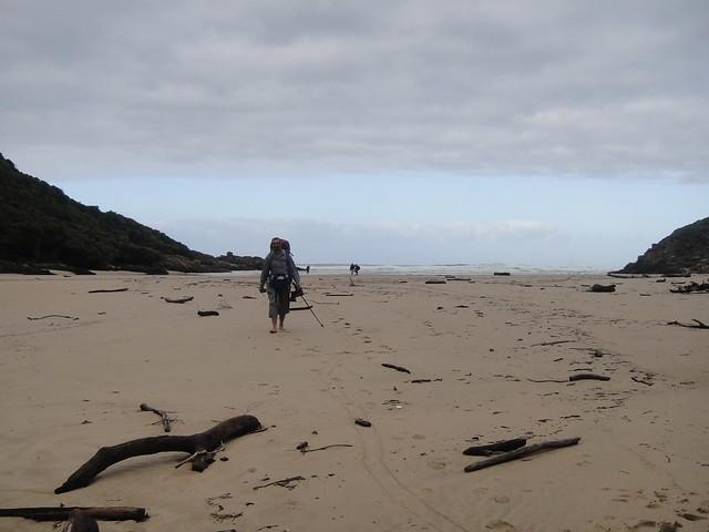 otter trail beach day 3