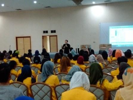 Pelatihan Cara Menjadi Wirausaha Muda SMESCO