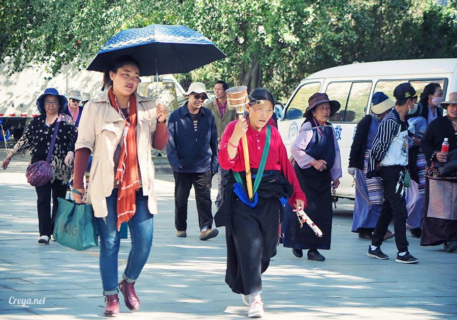 2015.12.04| Tibet 西藏踢北去 | 藏人的精神殿堂布達拉宮,但或許不只我們高山反應沒精神…20.jpg