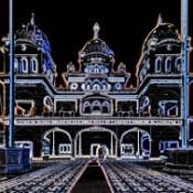 India - Rajasthan - Pushkar - Gurudwara (Sikh Temple) - 5b