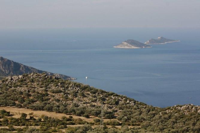 Kalkan, Turkki
