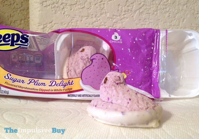 Peeps Sugar Plum Delight 3