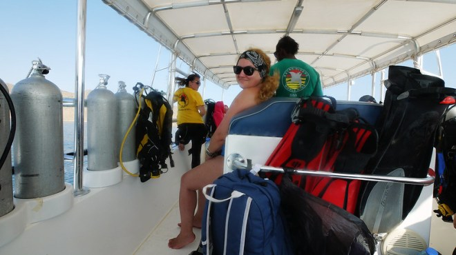Diving with Extra Divers Sifah/Oman