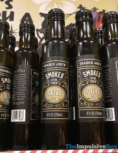 Trader Joe's Smoked Extra Virgin Olive Oil