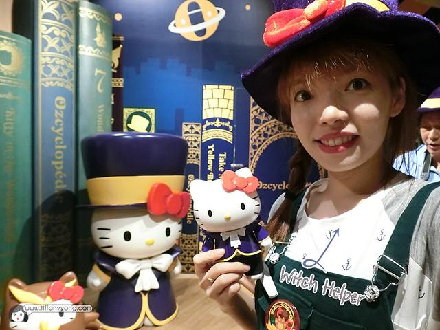 Tiffany Yong Hello Kitty in Oz
