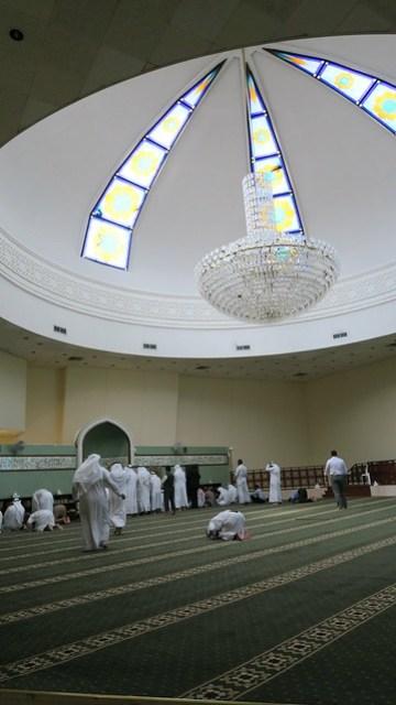 Masjid Al Baladiyah musallah