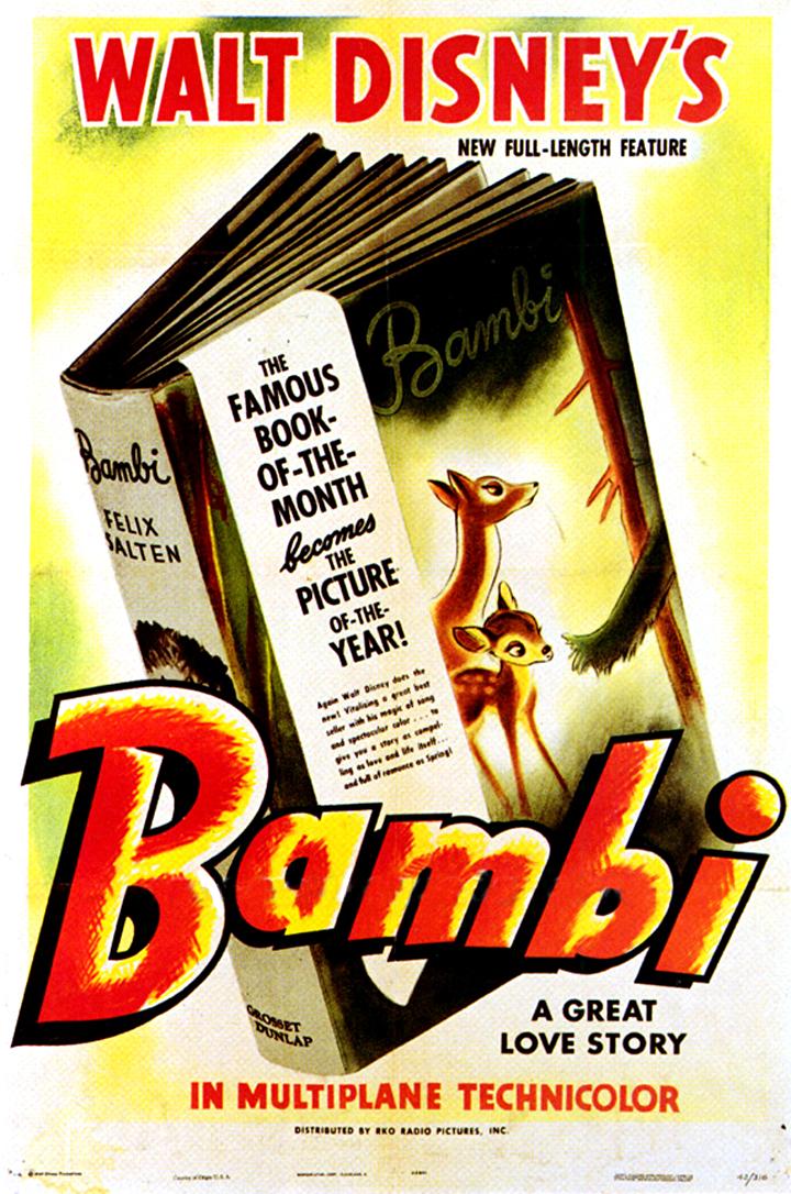 Disney-tiistai: Bambi
