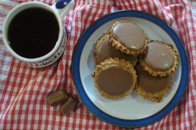 Chocolate Digestives