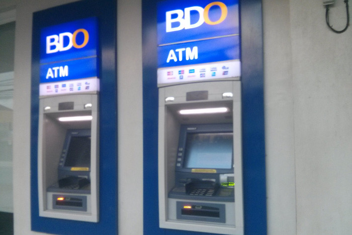 Transfer more than 10k BDO Online Banking 5