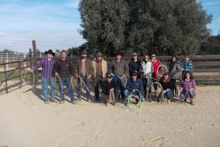 Clinic di Team Roping e foto dipartimento