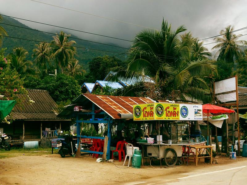 4 - Carnet de Thaïlande - 01 - Haad Chaloklum