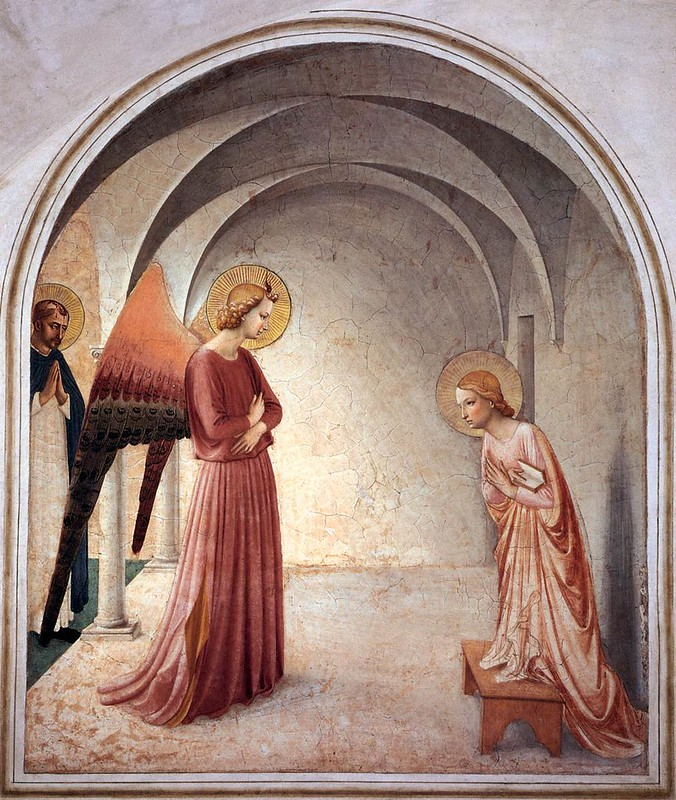 Angelico - Annunciation