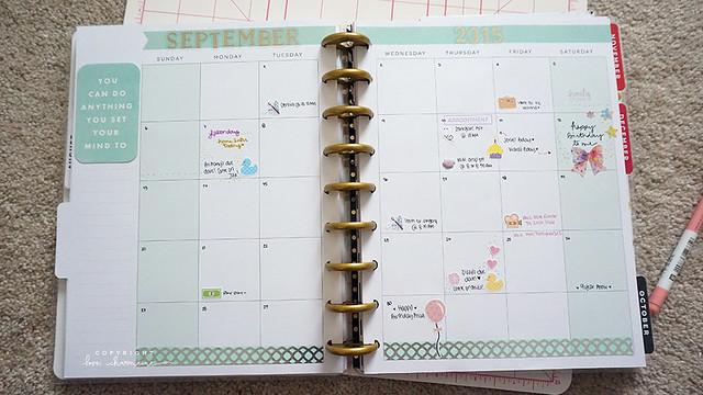 September '15 & Week 36