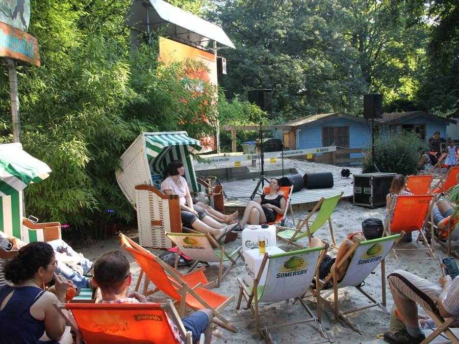 10x Biergärten in Hamburg, Landhaus Walter, foto door www.sommer-in-hamburg.de | Standort Hamburg
