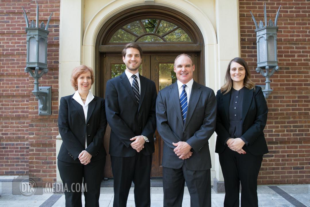 Dallas Corporate Group Headshots