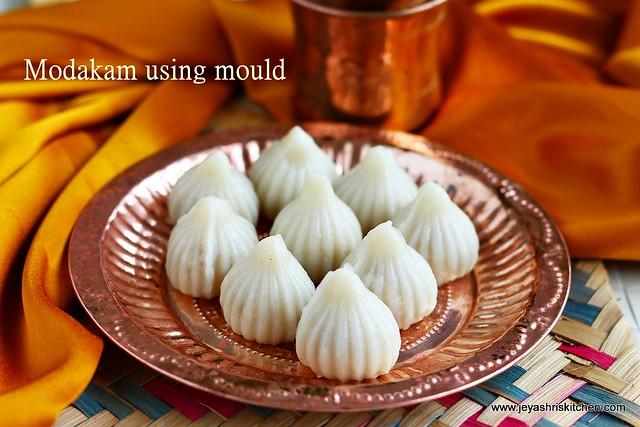 modakam using mould