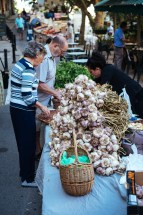 Market of Forcalquier
