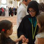 Viajefilos en la Gran Mezquita de Abu Dhabi 09