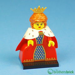 Collectible Minifigs Series 15 Queen