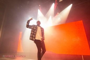 YG + RJ + Kamaiyah @ The Vogue Theatre - November 21st 2016