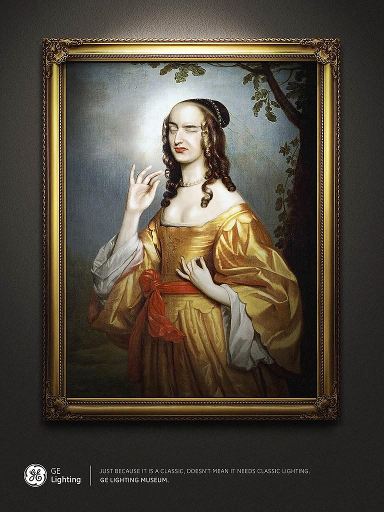 GE Lighting Museum - Paintings 2