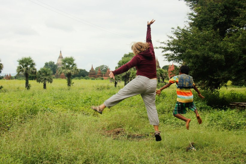 få lokale oplevelser i Bagan, Burma