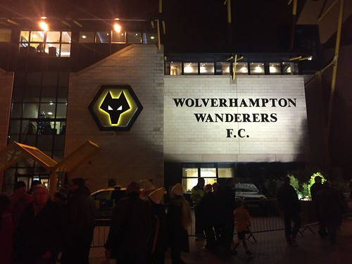 Boxing Day game at Molineux