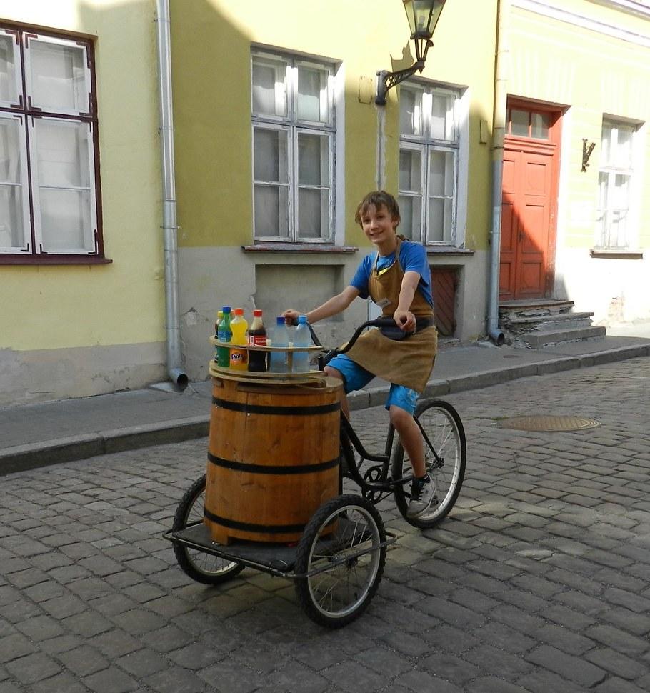 Curiosos Medios de Transporte Estonia 04