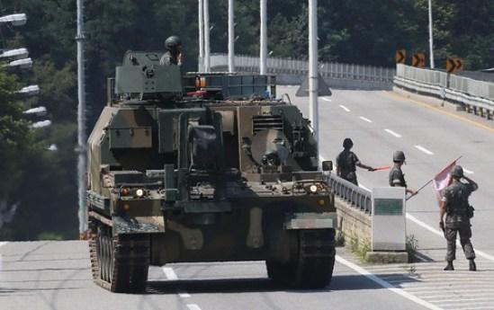 SOUTH KOREA USA DEFENSE