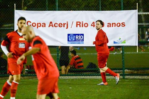 Copa ACERJ / Rio 450 • Rádio Tupi 2 x 4 CNT