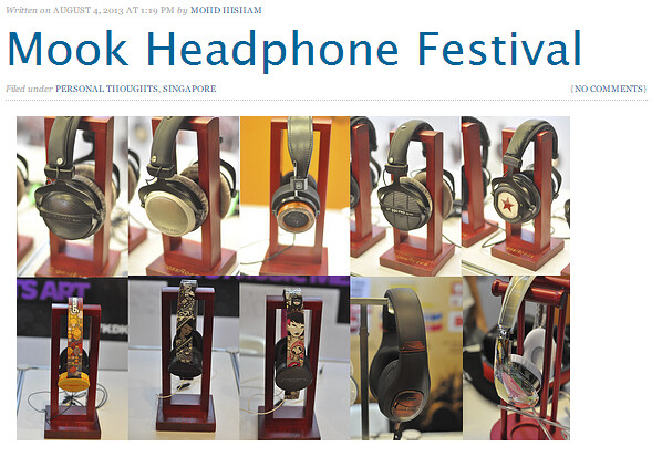 M00k Headphone Festival