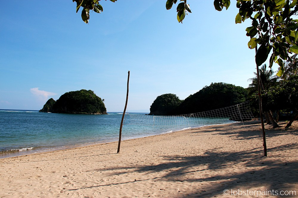 10 October 2015: Twin Rock Beach Resort | Catanduanes, Bicol, Philippines