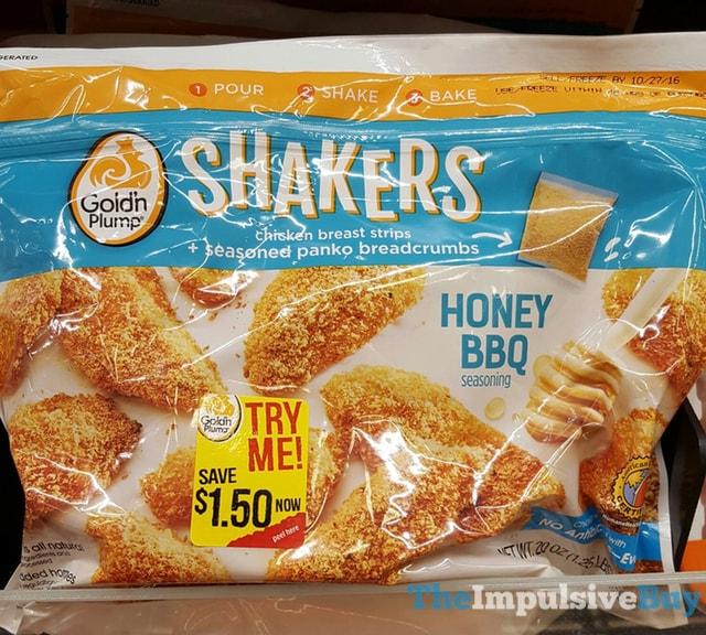 Gold'n Plump Honey BBQ Shakers