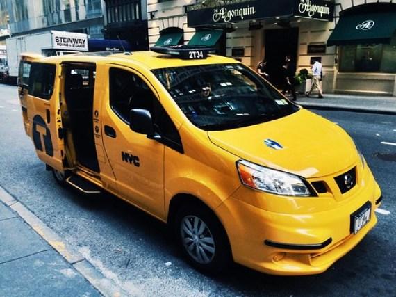 Nissan Yellow Cab
