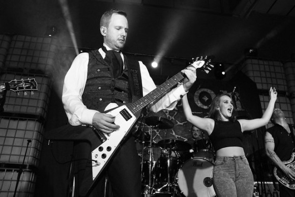 Therion @ C3 Stage (11-11-15)