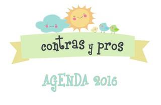 Portada agenda 2016