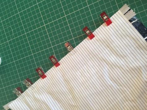 WIP - Sewing