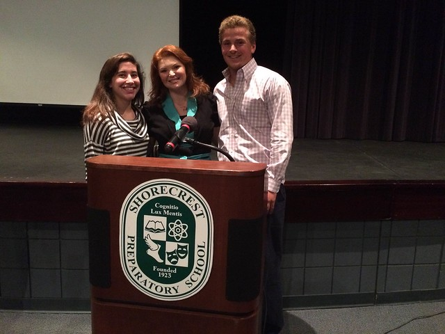 Shorecrest Hosts Ashley Rhodes-Courter & the Guardian ad Litem Foundation