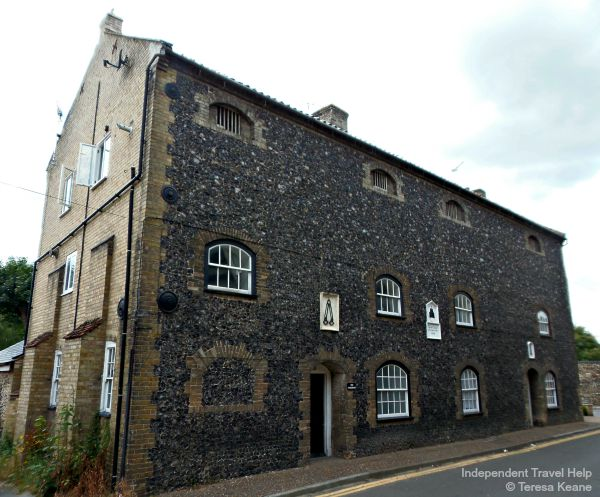 The Old Gaol House, Thetford