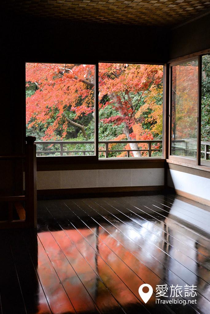 京都賞楓景點 琉璃光院 43