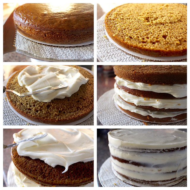 Pumpkin Olive Oil Cake - 49