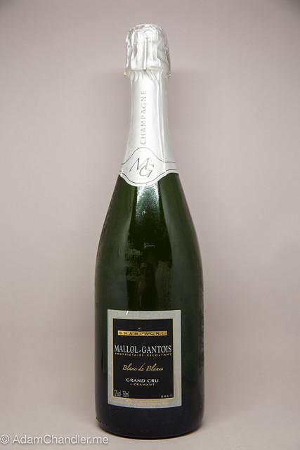 Champagne Blanc De Blancs Grand Cru Cramant Brut